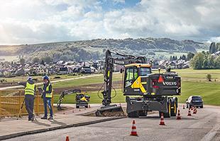 Реконструкция автомобильных дорог